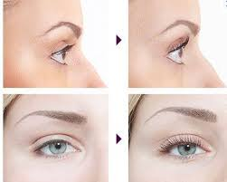 LvL wimperlifting